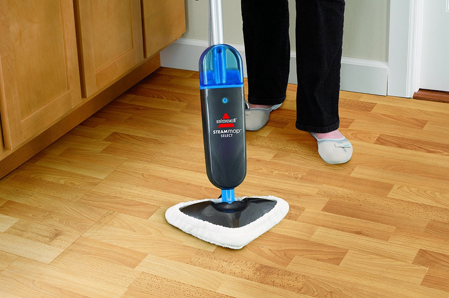 BISSELL Steam Mop Select, Titanium, 94E9T