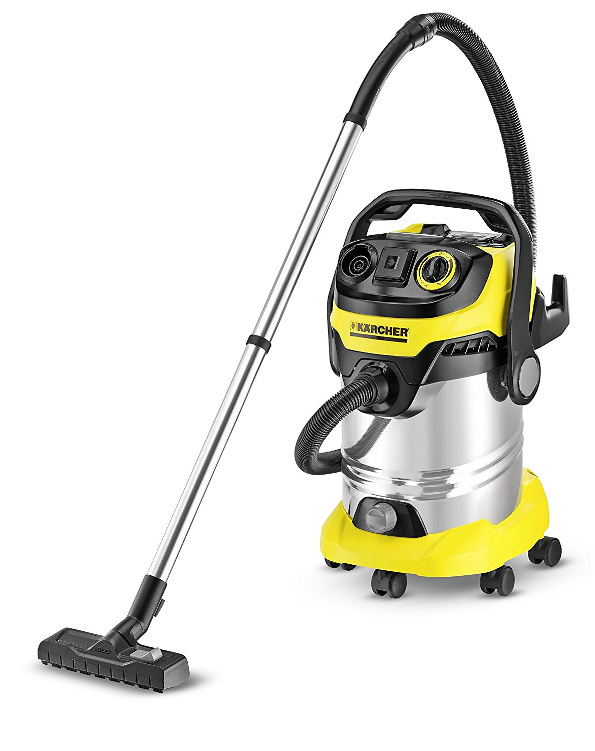 Karcher WD 6 Premium Wet and Dry Vacuum Cleaner