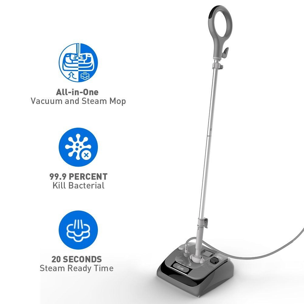 Light n easy all in one Vacuum and Steam Mop