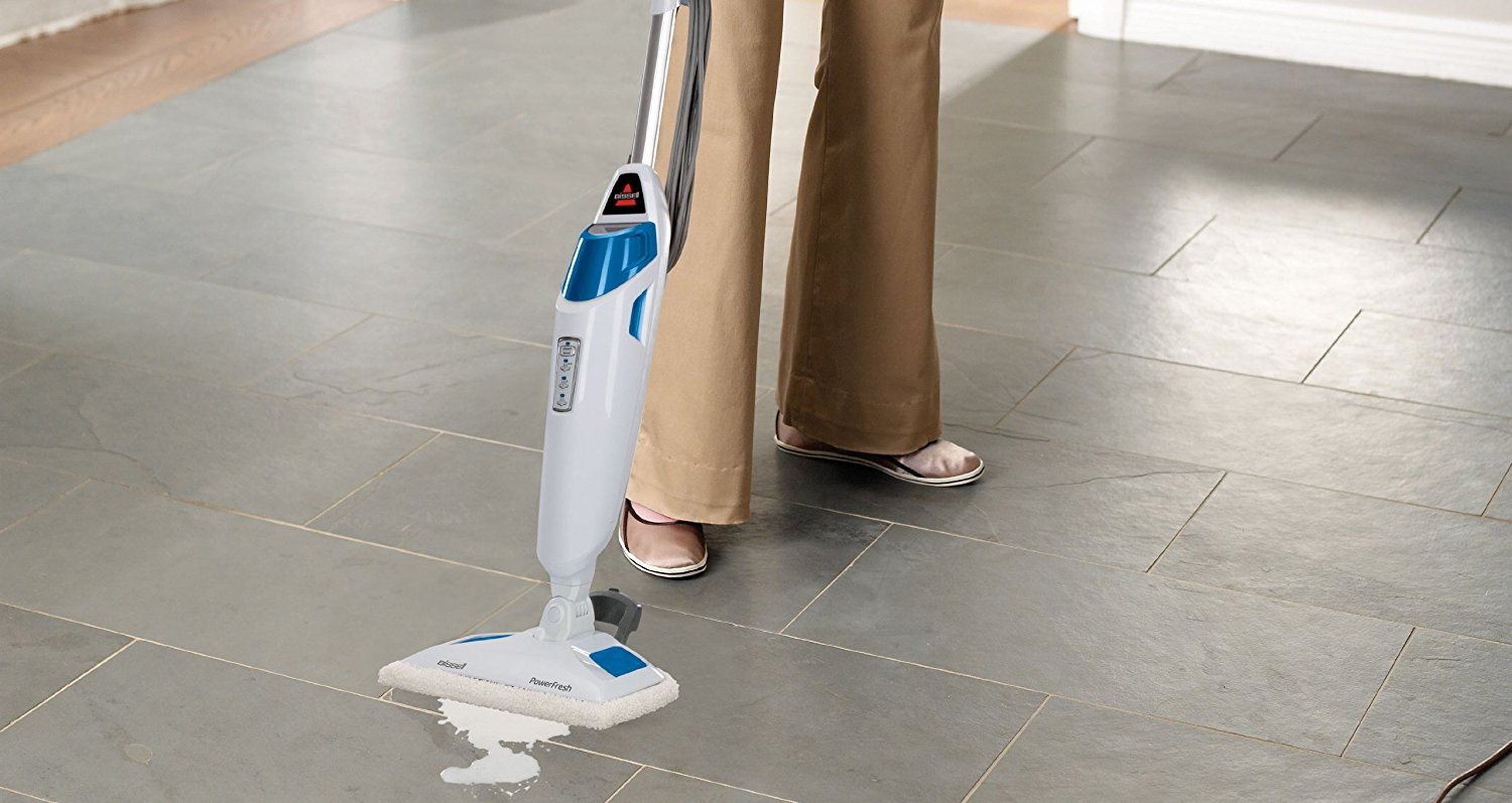 Bissell 1940 Powerfresh Best Steam Mops for Hardwood Floors