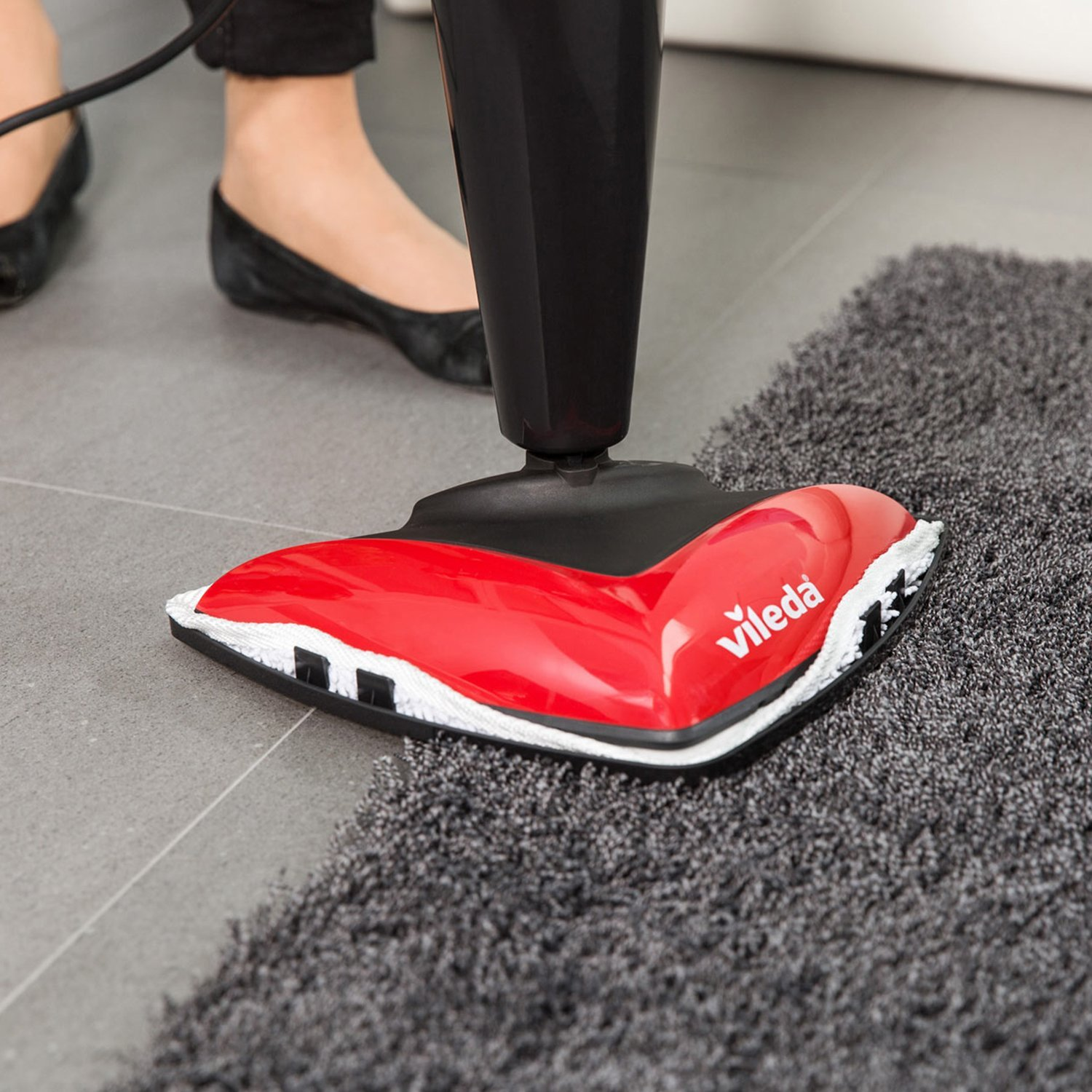 videla steam mop