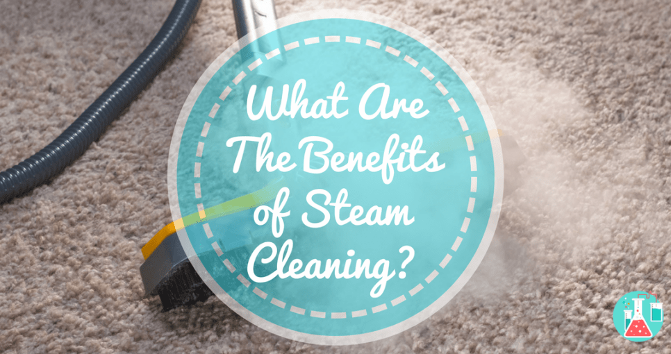 benefits of steam mop