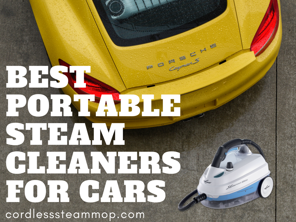Best Portable Steam Cleaner for Cars
