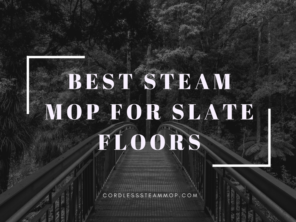 Best Steam Mop for Slate Floors