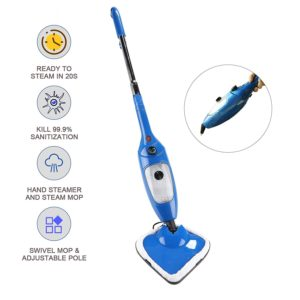 CO-Z 1300W Hot Steam & Spray Mop Review
