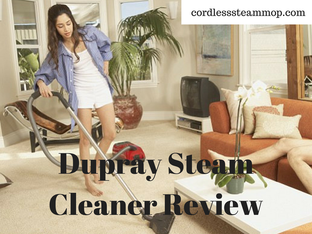 Dupray Home Steam Cleaner Review