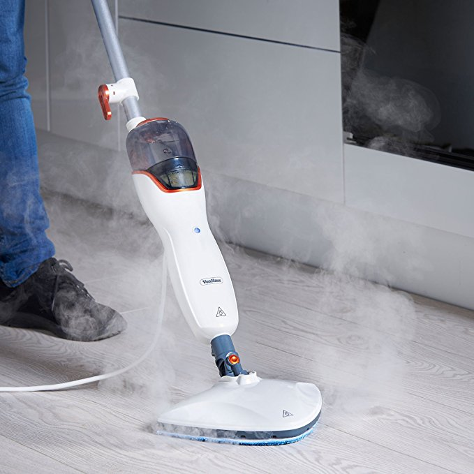 VonHaus Upright Steam Mop Carpet and Hardwood Cleaner Review