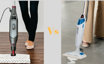 Bissell 1940 PowerFresh Vs. Shark Genius Steam Mop