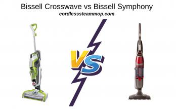 Bissell Crosswave vs Bissell Symphony