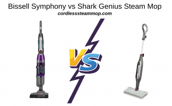 Bissell Symphony vs Shark Genius